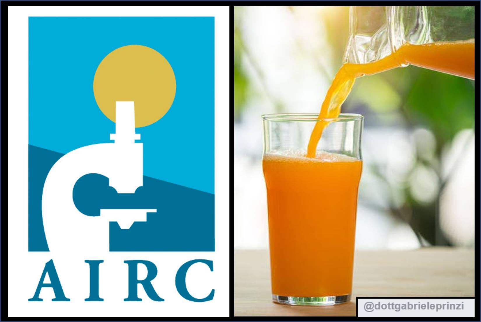 Bevande zuccherate: dolci al palato ma pericolose per la salute - Parola di AIRC